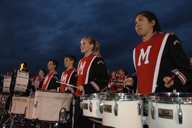 Marching Band | The PRIDE Of Minerva