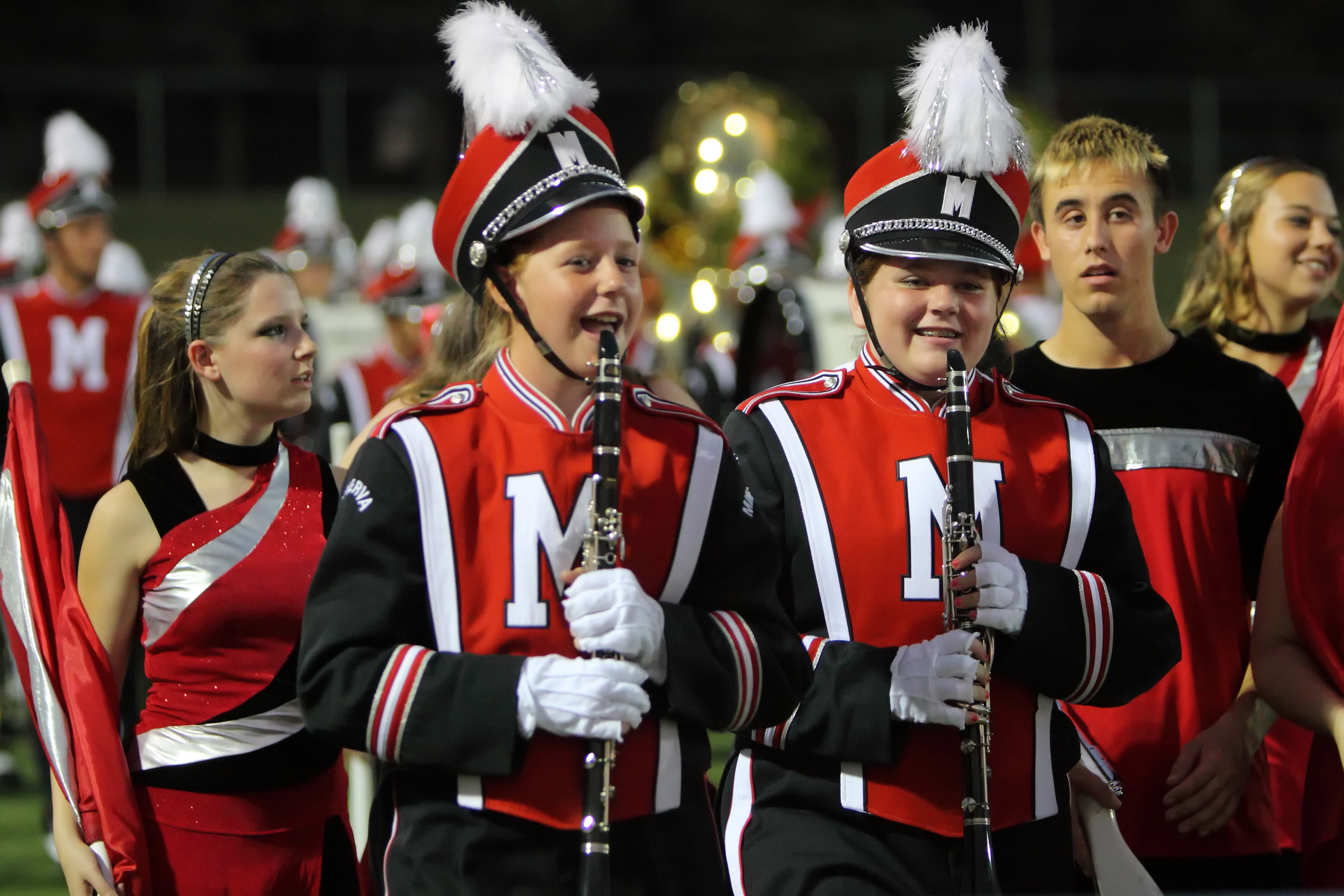 Marching Band – The Pride Of Minerva